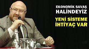 """Şener; """"Yeni Anayasa Vesayeti Kaldıracak"""""""