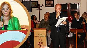 Şiir Kulübü'nden Oktay Zerrin'e Sürpriz Şiir