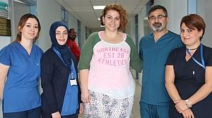 Sinop'ta Obezite Ameliyatı Gerçekleştirildi