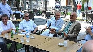 Tarihi Kentler Birliği Heyeti Samsun'da