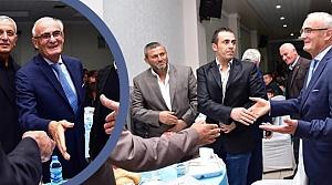 Tekkeköy'de Başkan Yılmaz'a Büyük İlgi