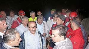Trabzon'un Yomra İlçesinde Selin Yaraları Sarılmaya Çalışılıyor