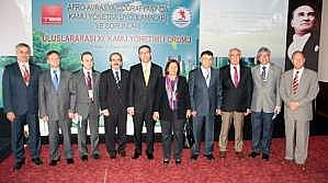 Uluslararası 11. Kamu Yönetimi Formu Başladı