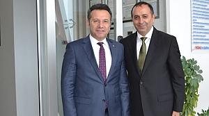 Vali Aksoy'dan Türkoğlu'na Ziyaret