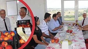 Vali İbrahim Şahin; Sammey'i Ziyaret Etti