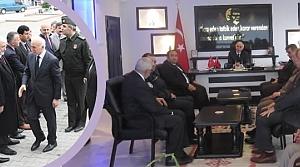 Vali İbrahim Şahin; Yakakent'i Ziyaret Etti
