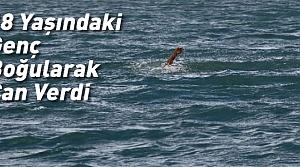 Yakakent İlçesinde Bir Kişi Denizde Boğuldu