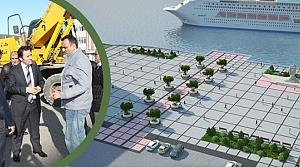Yakakent Meydan Projesi Başlıyor