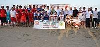 19 Mayıs Belediyesi; Plaj Futbolunda Şampiyon