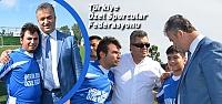 19 Mayıs İlçesinde Türkiye Şampiyonası...