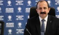 AK Parti Samsun İl Başkanı Göksel'den Açıklamada