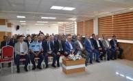 Bafra'da Güvenlik Değerlendirme Toplantısı Yapıldı