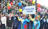 Bartın Üniversitesi mezuniyet töreni