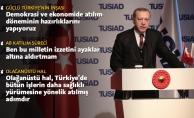"""Cumhurbaşkanı Erdoğan, """"Operasyona Hazırız"""""""