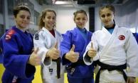 Kadın judocular Balkan Şampiyonası'ndan ümitli