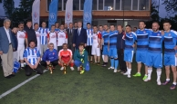 Şampiyon; 19 Mayıs Belediyesi Futbol Takımı