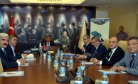 OKA, Yönetim Kurulu Toplantısı Yapıldı Samsun'da Yapıldı