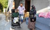 Akülü tekerlekli sandalye hayaline 34 yaşında kavuştu