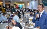 Bafra'da Meral Akşener Destekçileri Buluştu