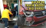 Elektrikli Bisiklet İle Otomobil Çarpıştı; 2 Yaralı