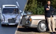 Yarım Asırlık Mercedes, 9 Ay Süren Bakımla Yeniden Trafikte