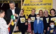 Samsun'da Lösemili Çocuklara Moral Gecesi