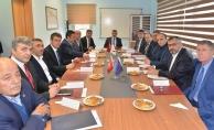 Bafra OSB Müteşebbis Heyeti Toplantısı Gerçekleştirildi