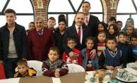 Başkan Şahin 260 Öğrenciyi Misafir Etti