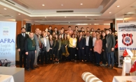 Başkan Şahin; İstanbul'da Bafralılar Buluştu