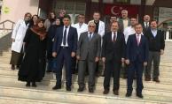 Başkan Şahin'den İsmet İnönü İlkokulu Ziyareti