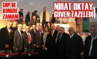 CHP Bafra İlçe Başkanı Nihat Oktay Güven Tazeledi