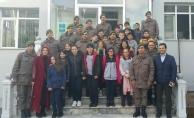 Galip Öztürk Ortaokulu'ndan Bafra Jandarma Komutanlığı'na Ziyaret