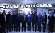 Ulaşım Dairesi Başkanlığı Bafra'da