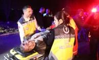 Bolu'da otomobil ile kamyon çarpıştı: 2 ölü, 1 yaralı