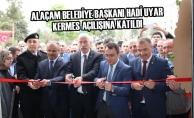 Başkan Hadi Uyar; Kermes Açılışına Katıldı