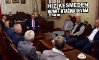 """Başkan Şahin; """"Samsun'a Hizmet Etmek Bizim İçin Onurdur"""""""