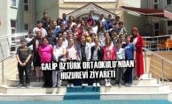 Galip Öztürk Ortaokulu'ndan Huzurevi Ziyareti