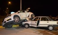 Karabük'te trafik kazası: 1'i çocuk 6 yaralı