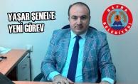 Yaşar Şenel'e Yeni Görev