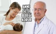 Enfeksiyonlara Karşı Anne Sütü Koruyucudur