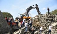 Bartın'da hastane inşaatında göçük: 1 ölü, 1 yaralı