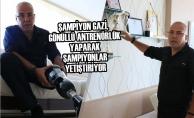 Şampiyon Gazi, Antrenörlük Yaparak Şampiyonlar Yetiştiriyor