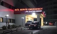 Trabzon'da silahlı yaralama