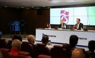 Trabzonspor, Intercity ile sponsorluk anlaşması imzaladı