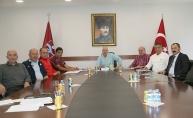 Trabzonspor'da futbola dair değerlendirme yapıldı