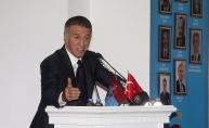 Trabzonspor'un 43. olağan divan genel kurulu yapıldı
