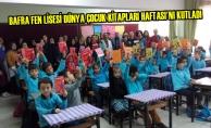 Bafra Fen Lisesi Dünya Çocuk Kitapları Haftası'nı Kutladı