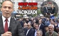 Recep Ayfer Aday Adaylığını Açıkladı