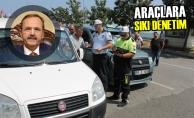Samsun Büyükşehir'den 'Güvenli Ulaşım' Hamlesi