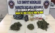 Uyuşturucu Operasyonunda Baba İle Oğlu Gözaltına Alındı